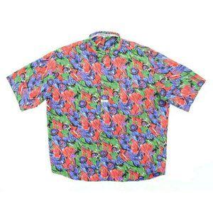 Vintage 90s Marithe Girbaud Francois Button Shirt